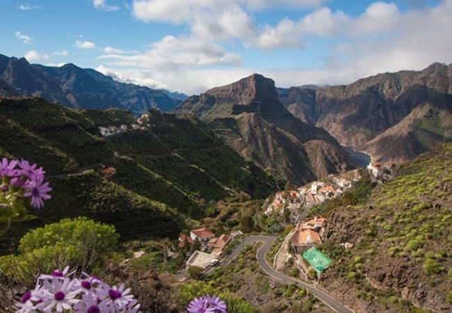 Paraísos naturales en Gran Canaria: escapada a Tejeda