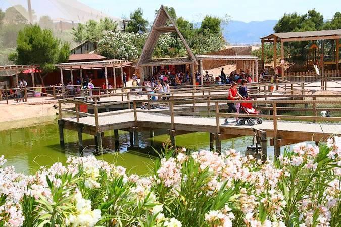 Terra Natura, un zoo en pleno corazón de Murcia