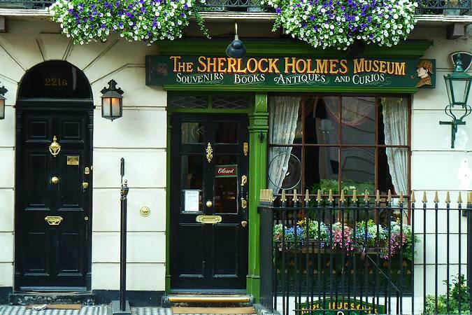 El Museo de Sherlock Holmes, en Londres