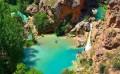 Piscinas naturales: Chorreras de Enguídanos, en Cuenca