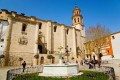 La ciudad monumental de Baza, en Granada