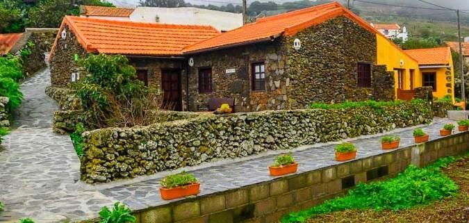 Tiñor, el pueblo más pequeño de El Hierro