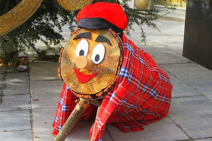 El Tió de Nadal de Catalunya
