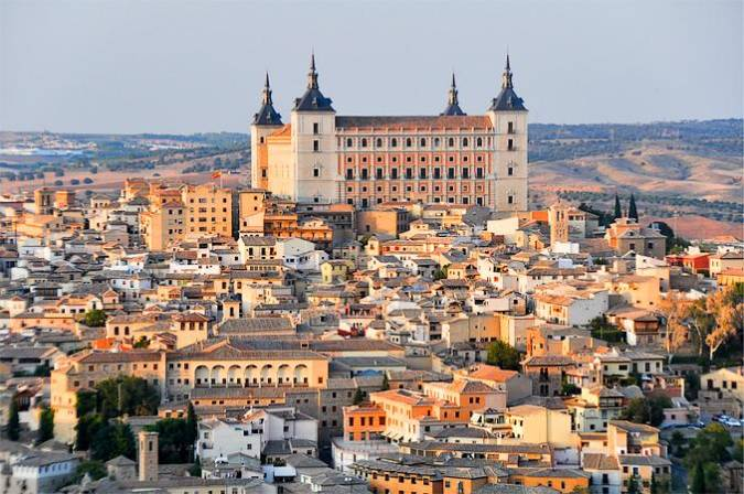 Tres céntricos hoteles en el casco histórico de Toledo
