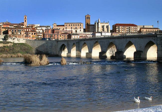 Tordesillas, un destino con historia en Valladolid