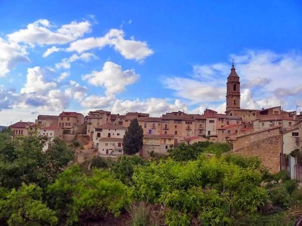 Turismo rural en Torre del Compte, Teruel