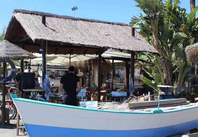 Restaurante en Torre del Mar