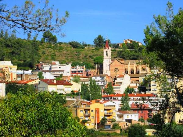 Torrelles de Llobregat, Catalunya en miniatura