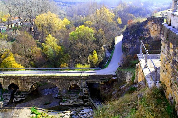 Canal de Cabarrús, en Torremocha del Jarama, Madrid