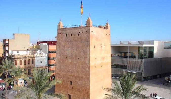 La Torre de Torrent, en Valencia