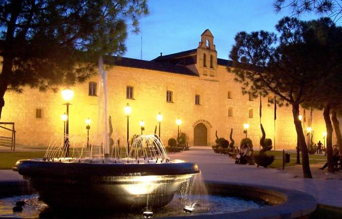 Ayuntamiento de Torrijos, en Toledo