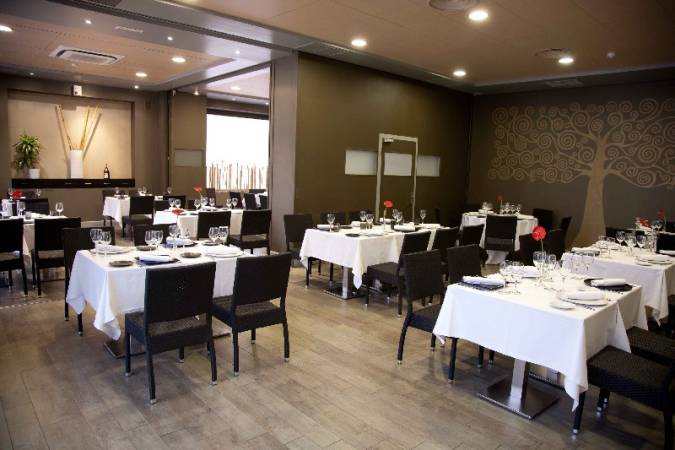 Restaurante La Calesa, en Torrijos, Toledo