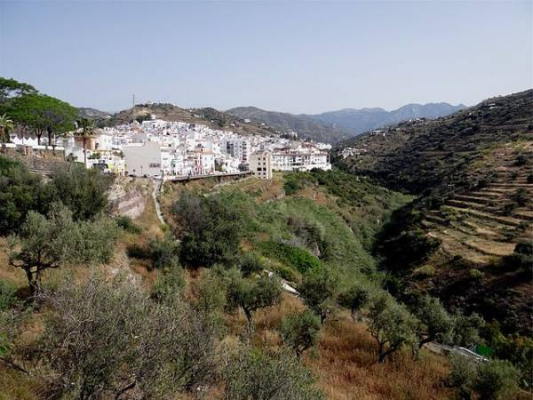 Torrox, en Málaga, el pueblo con mejor clima de Europa