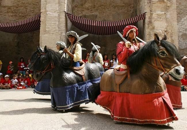 La fiesta del Renacimiento en Tortosa