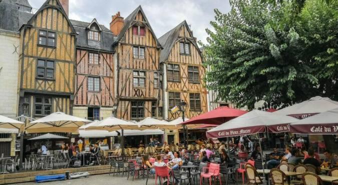 Tours, la puerta al Valle del Loira
