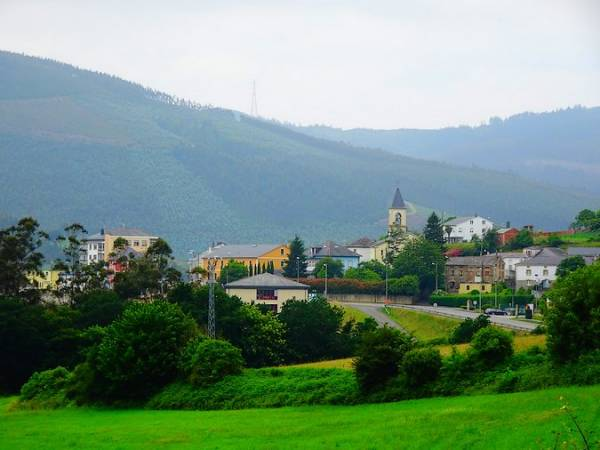Trabada, en la Mariña Oriental de Lugo