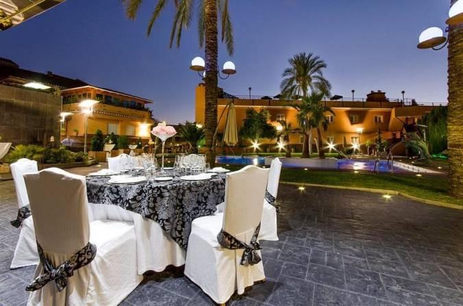 Hotel Camino de Granada, en Granada