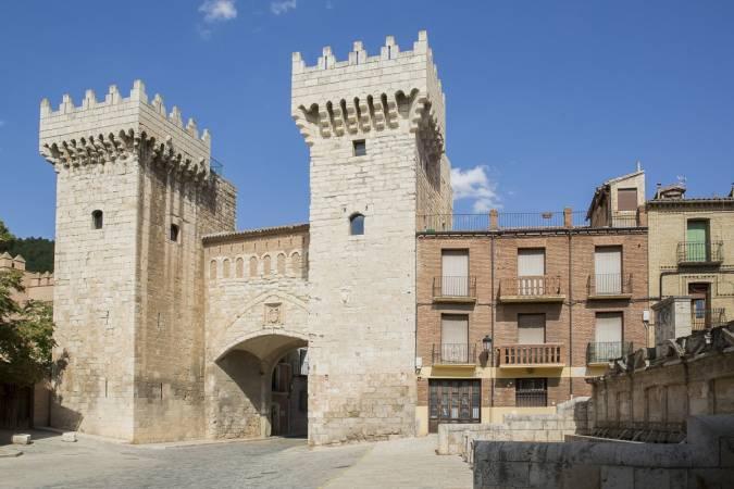 Tres pueblos medievales de cuento en Aragon