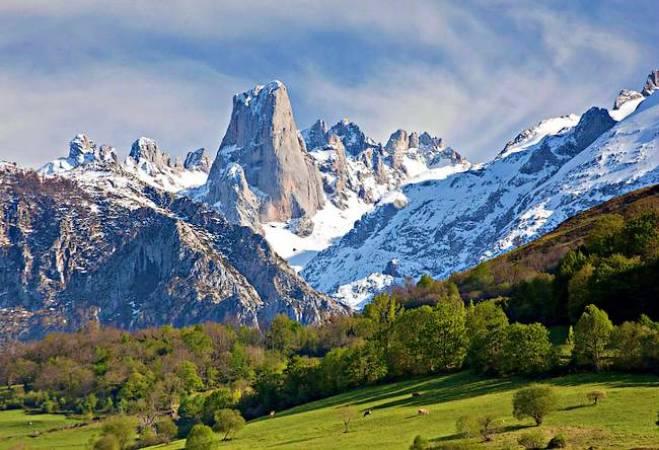 Tres rutas por los Picos de Europa