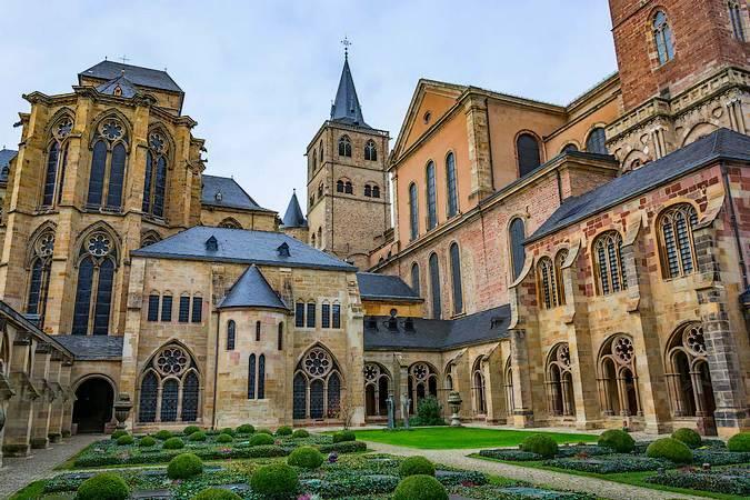Catedral de Trier, en Alemania