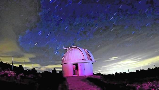 Turismo astronómico: Aras de los Olmos, en Valencia