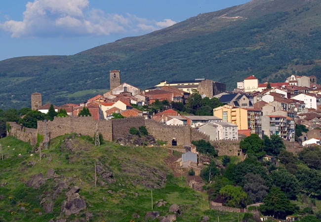 Turismo cultural en Béjar, en la provincia de Salamanca