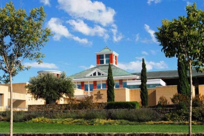 Museo Vivanco de la Cultura del Vino, en Briones