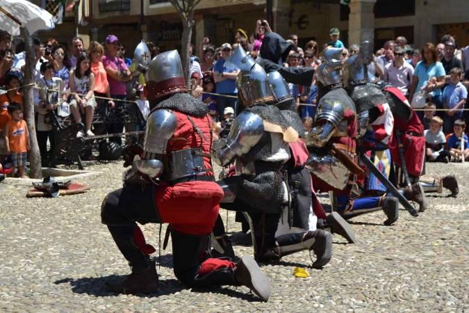 Jornadas Medievales de Briones, en La Rioja