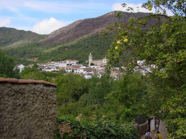 Linares de la Sierra, en Huelva, Andalucía