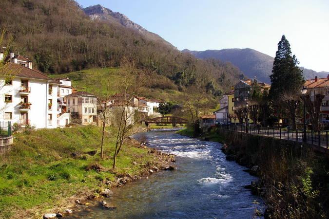 Belmonte de Miranda, en Asturias