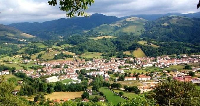 Elizondo, turismo rural del bueno en Navarra