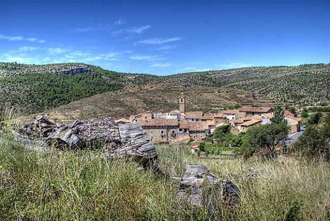 Escapada rural a Nogueruelas, en Teruel