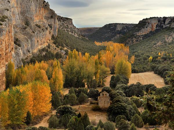 Parque Natural de las Hoces del río Riaza, Segovia