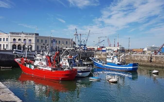 Santurce, sardinas y mucho más junto a la Ría de Bilbao