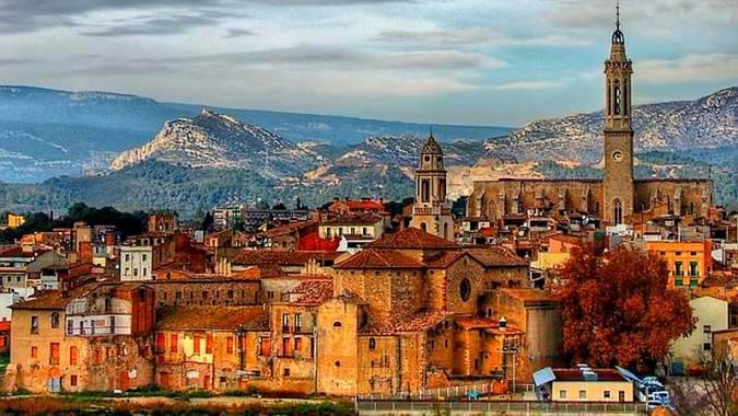 Valls, un encantador pueblo de Tarragona