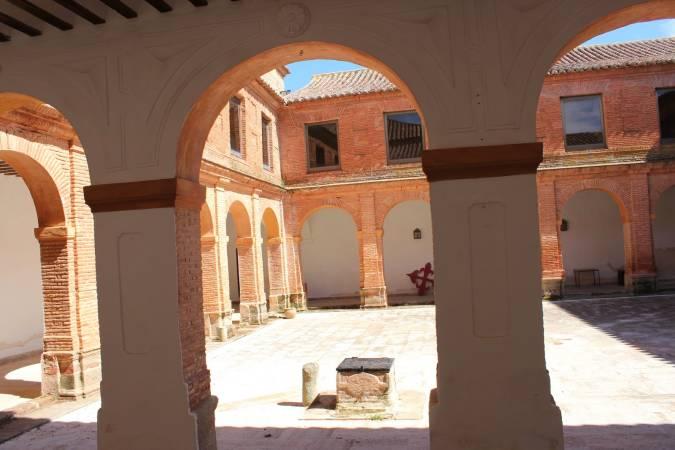 Convento de Santo Domingo, en Villanueva de los Infantes
