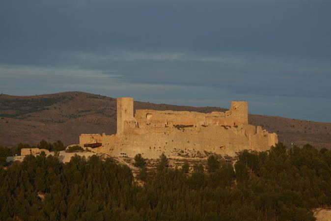 Castillo de Ayyub, en Calatayud, Zaragoza