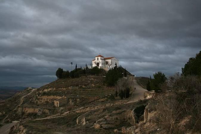 Ermita de San Roque, en Calatayud