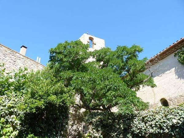 Iglesia de San Esteban, en Cantallops, Girona