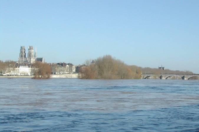 La ciudad francesa de Orléans, cuna de Juana de Arco