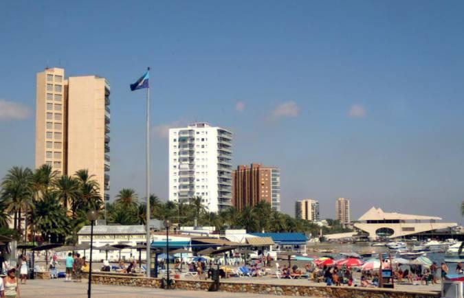 Santiago de la Ribera, las mejores playas de Murcia