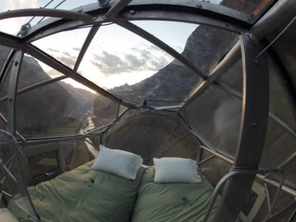 Hotel Skylodge Adventure Suites, en el Valle Sagrado de Cuzco