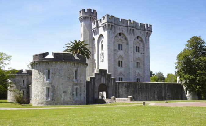 Un lugar de ensueño: Castillo de Arteaga