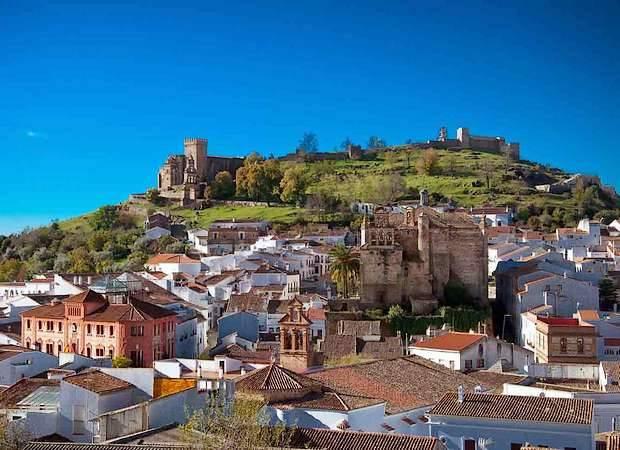 Un paseo por Aracena, en el interior de Huelva