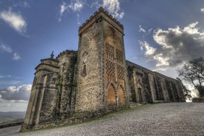 Castillo de Aracena, en Huelva