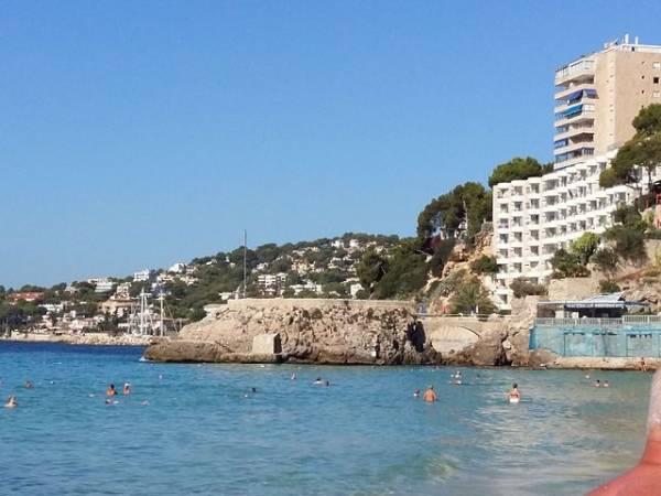 Un verano inolvidable en Cala Mayor, en la isla de Mallorca