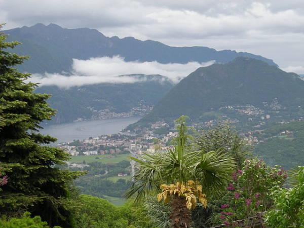 Una ciudad suiza con esencia italiana: Lugano