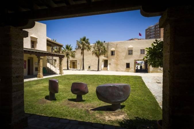 Castillo de Santa Catalina, Cadiz.