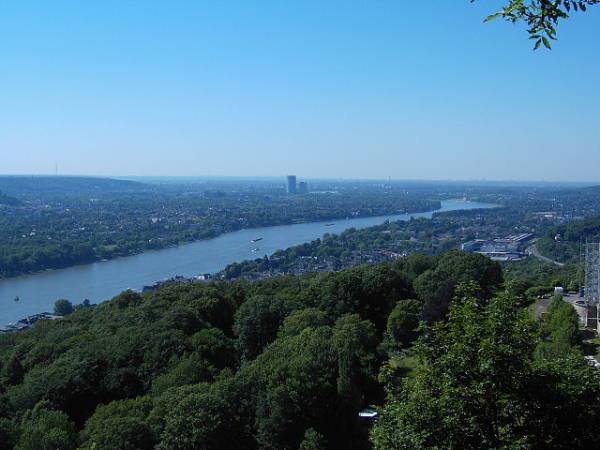 Unas vacaciones muy europeas en la ciudad de Bonn, Alemania