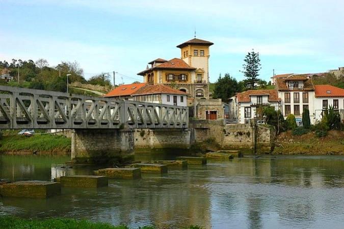 Unquera, en Cantabria